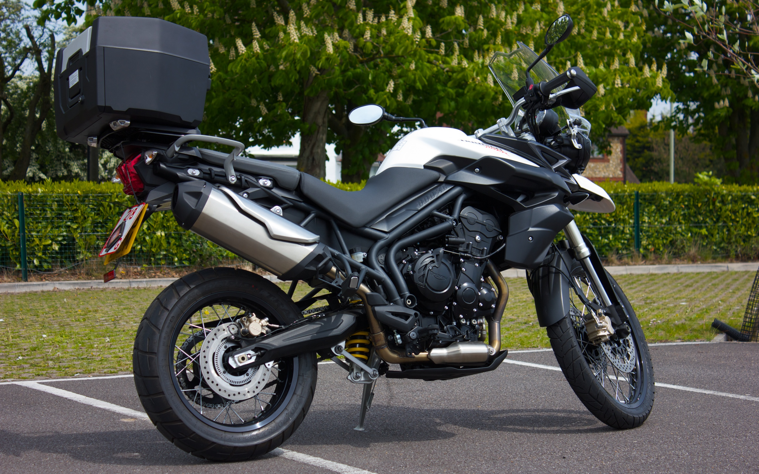 Review 2013 Triumph Tiger 800xc Boy Meets Bike