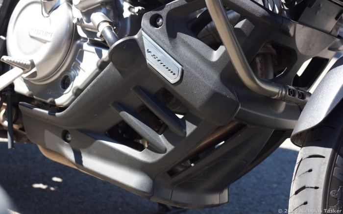 2012 Suzuki V-Strom 650 Belly Pan
