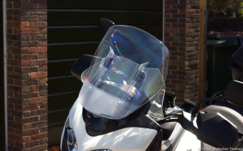 Givi Airflow Windshield