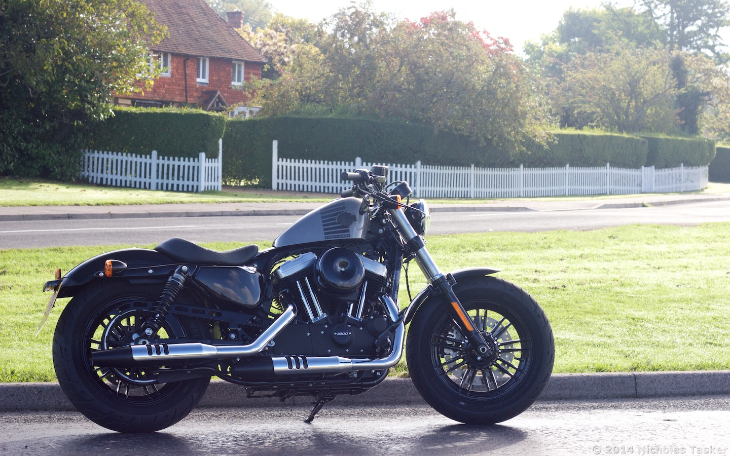 Review: 2015 Harley-Davidson Sporter Forty-Eight | Boy Meets Bike