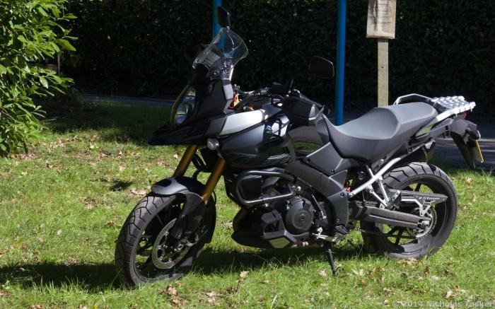 2015 Suzuki V-Strom 1000