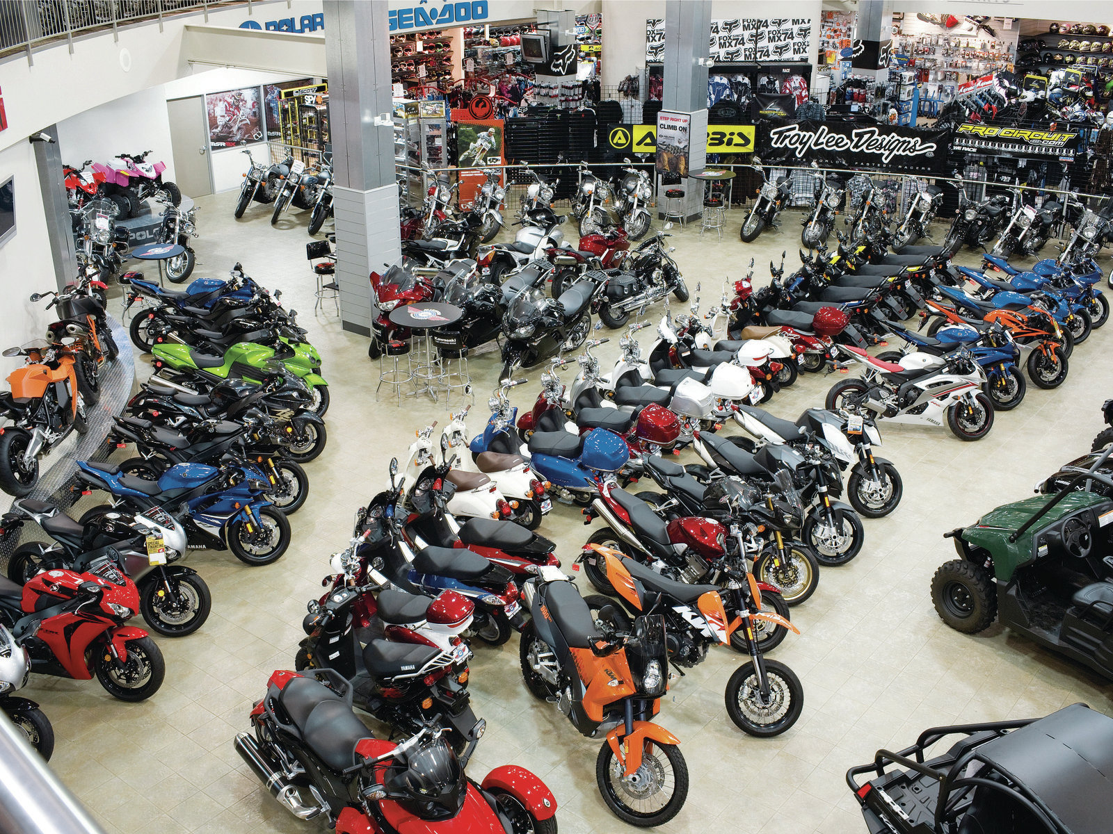 Kawasaki Motorbike Dealer Near Me