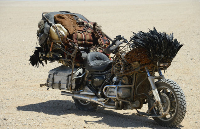 Mad Max Honda Goldwing