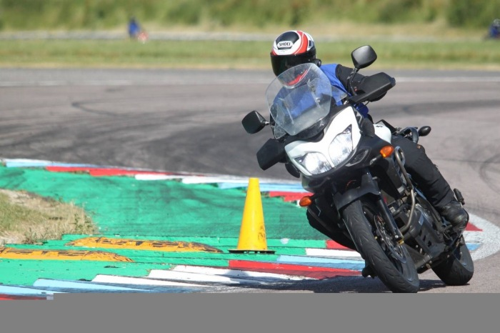 Thruxton Race Circuit