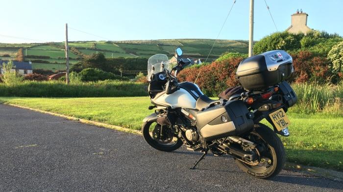 V-Strom in Ireland