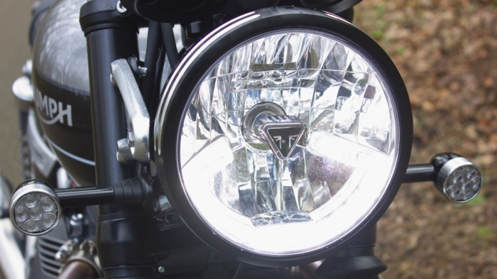 Speed Twin Headlight