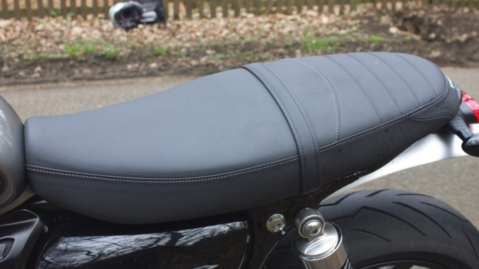 Speed Twin Seat