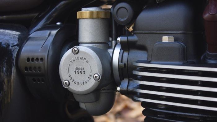 Triumph Bonneville Carburettors
