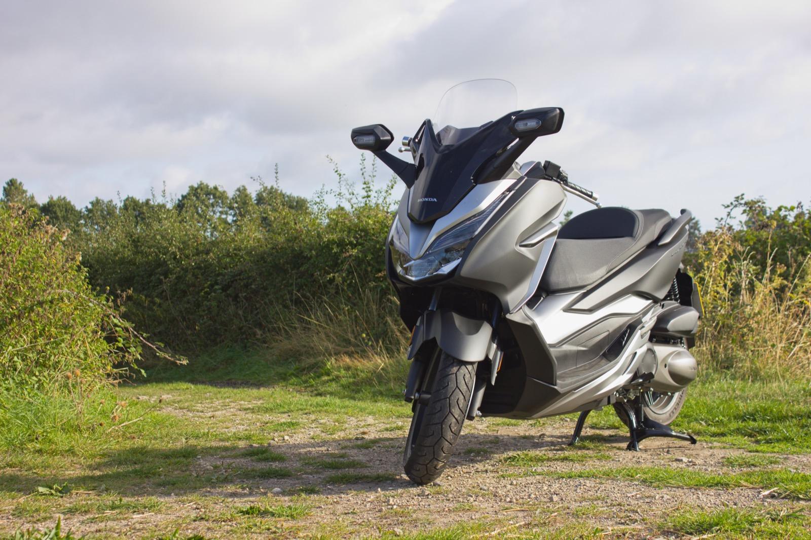 Review: 2018 Honda Forza 300   Boy Meets Bike