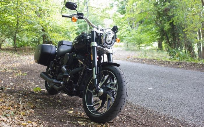 Review: 2018 Harley-Davidson Sport Glide | Boy Meets Bike