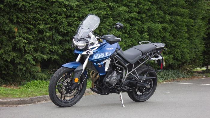 Review 2019 Triumph Tiger 800 Xrt Boy Meets Bike