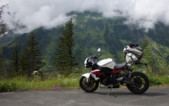 Street Triple Alps
