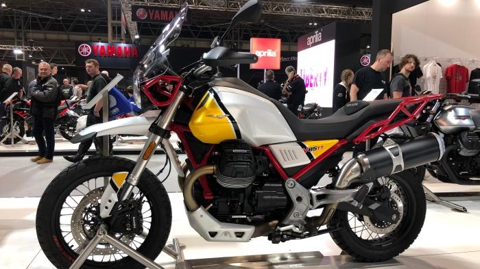 Moto-Guzzi V85TT
